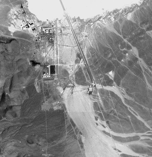 Area 51 is an Air Force Base in Nevada, but where did its conspiracies come from?