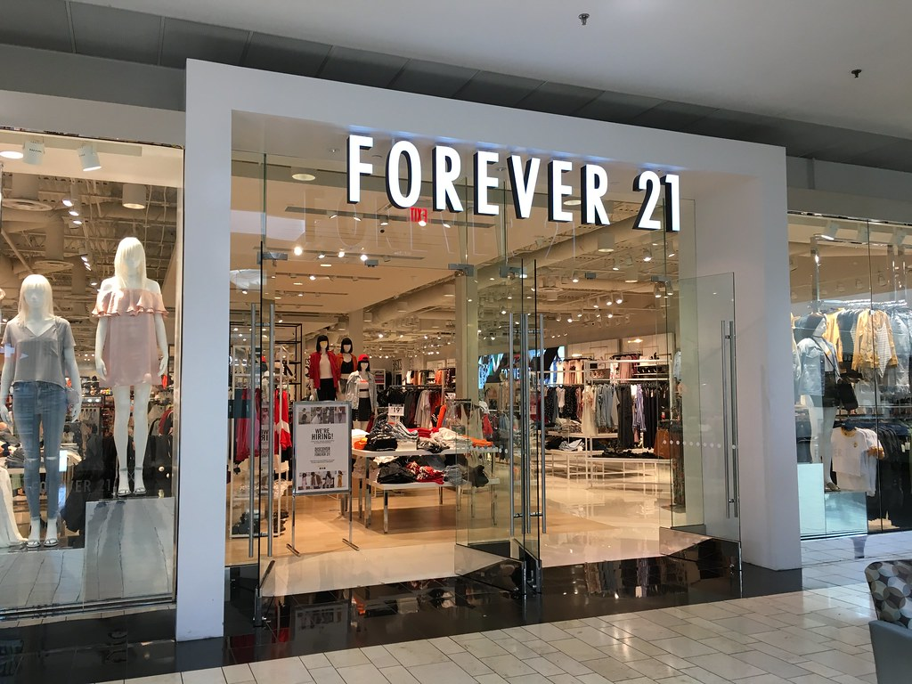 Due to financial its complications, Forever 21 might be facing catastrophe.