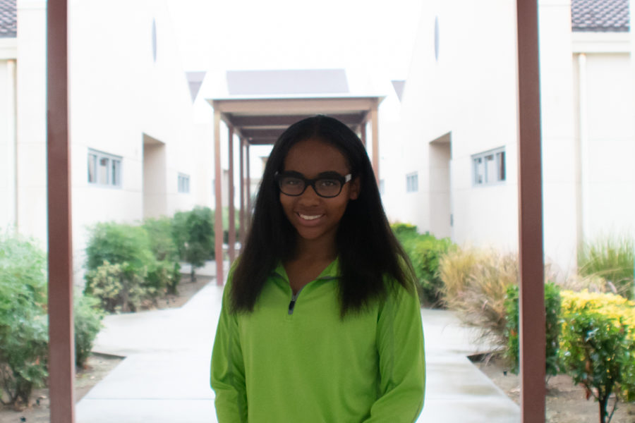 Students of Day Creek: Zaire M