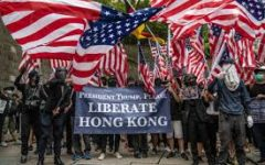 Stand With Hong Kong! Fight for Freedom!
