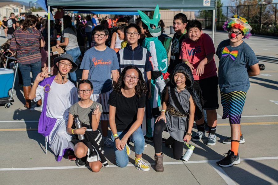 With the recent influx of different cultures at Day Creek Intermediate School, questions regarding how other countries celebrate Halloween are part of the conversation.