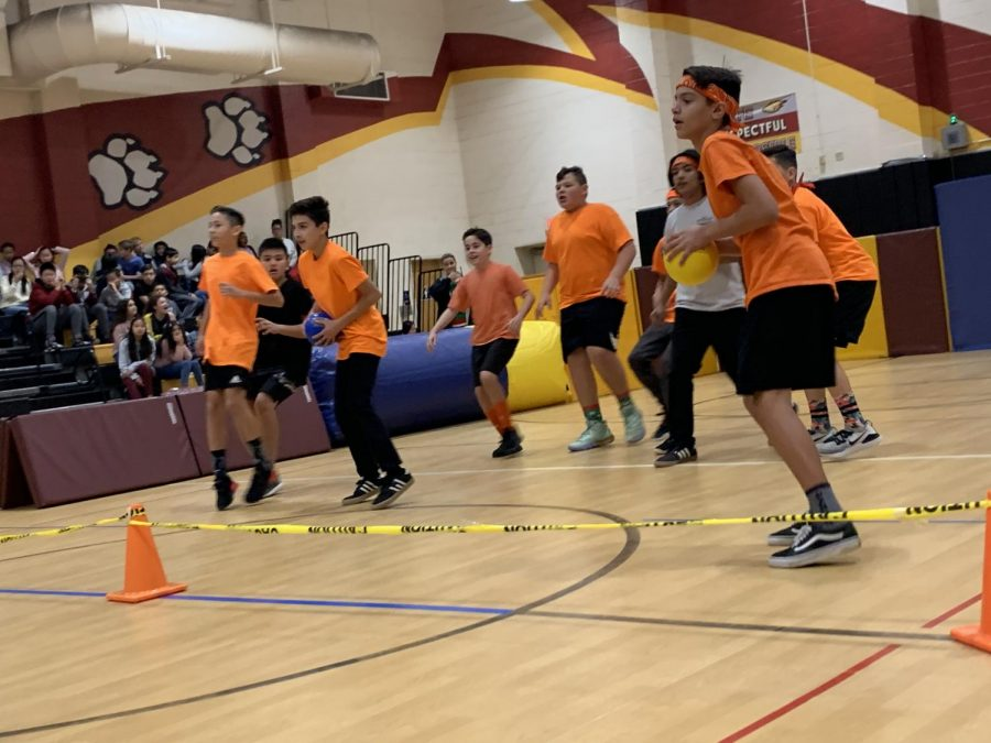 The Bouncing Balls of Fury hoped to redeem themselves after their 6th Grade Defeat.
