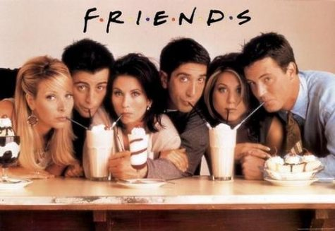 "A ""Friends"" Reunion!"