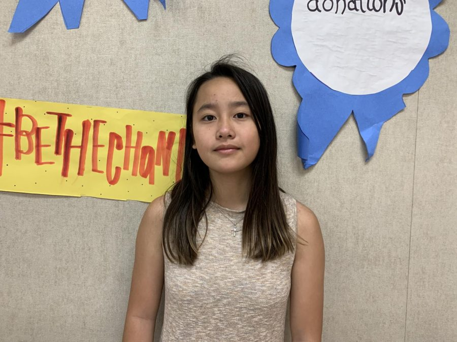 Students of Day Creek: Chloe V.