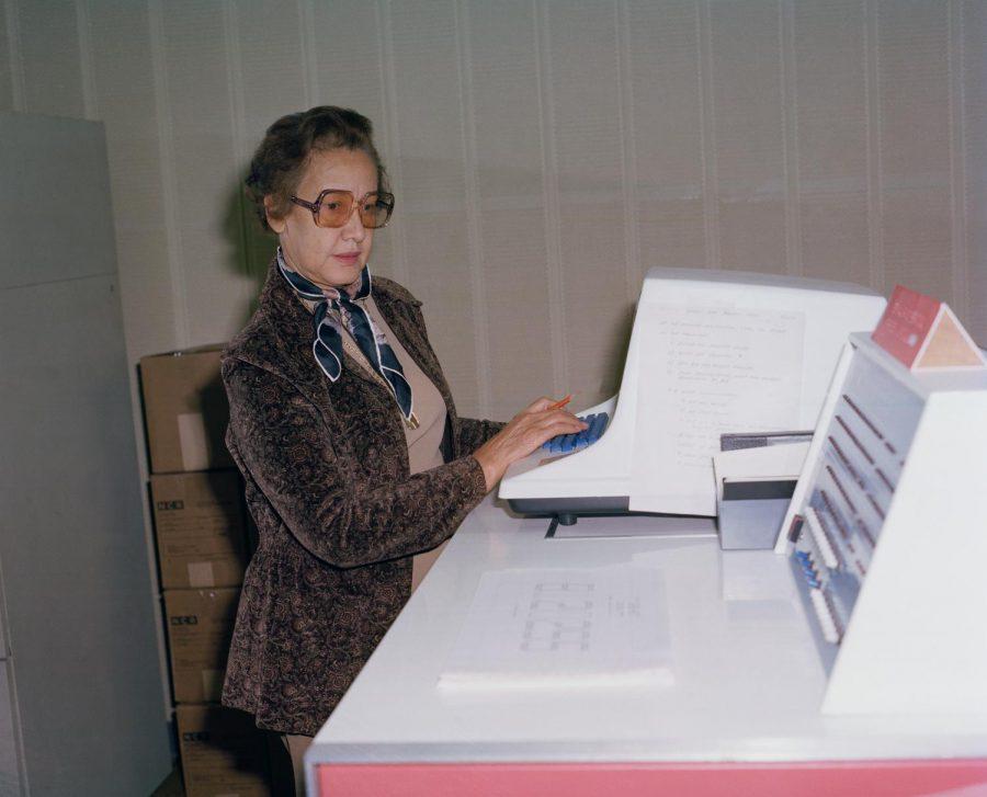 Katherine+Johnson%2C+a+key+NASA+mathematician+has+passsed+away+at+101.