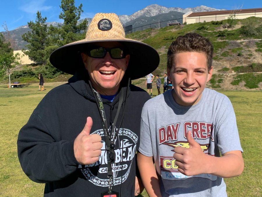 Students of Day Creek: Randy Z.