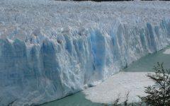 A huge Glacier as big as Atlanta just broke off