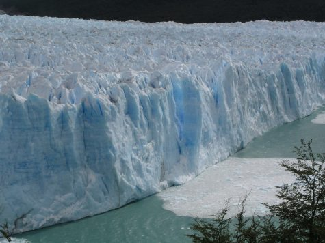 A glacier the size of Atlanta has broken off from Antartica.