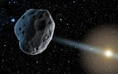 On April 29th, an asteroid will come within four million miles of Earth.