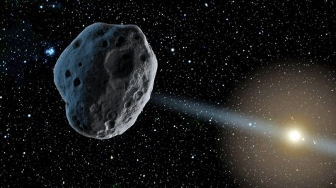 Next Month an Asteroid will Fly Right by Earth