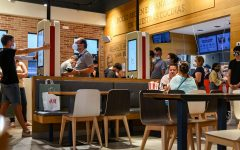 Restaurants have gone through many changes during COVID-19, from preparation to ordering.
