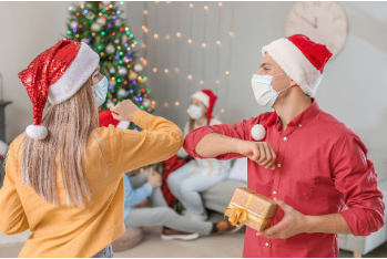 A surge in cases of COVID-19 has had a great impact on California. The holidays are sure to look different this year, but that doesn't mean there is no place for cheer.