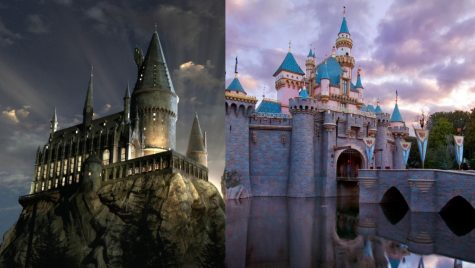 Universal Studios and Disneyland are both amazing theme parks, but which one is more worthy of your time?
