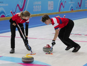 Curling is a universal sport played by many. It is played at the Olympics, but some havent heard of it.