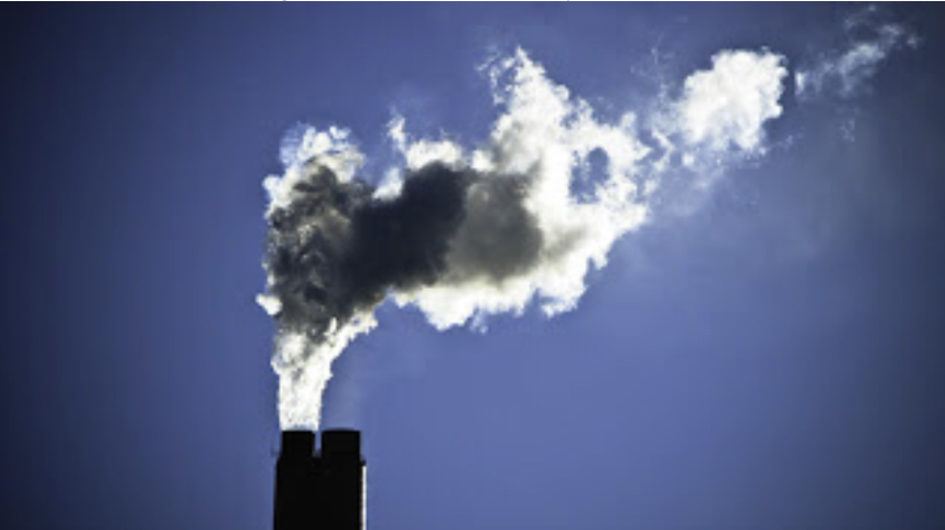 Air pollution is slowly destroying our world as we know it- and it