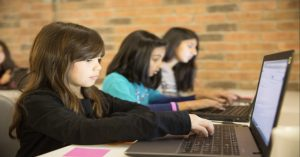 Now that Hybrid learning is underway, kids are able to see their friends and teachers again. Even though distance learning definitely had its drawbacks, there may have been some positives as well.