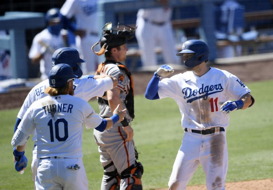 With just a week left in the season, the Giants and the Dodgers battle it out, to see who will take first place in the NL West.