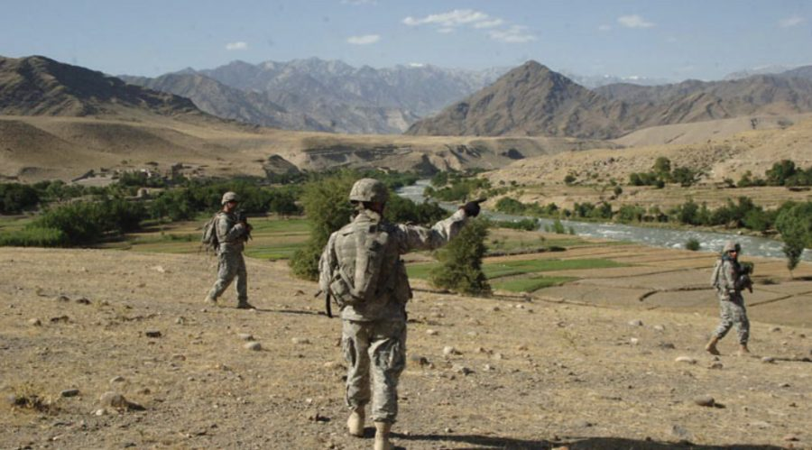 While American soldiers were trying to evacuate Afghanistan, a suicide bomber blew up an airport, killing thirteen soldiers.