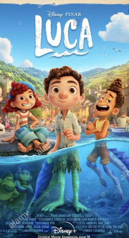 Disney Pixar Luca, is a great family friendly movie for all ages to enjoy.