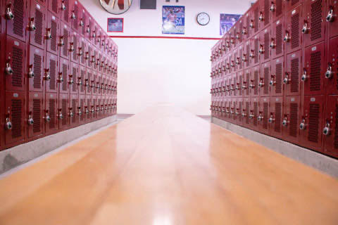 Locker rooms may be a huge change for those who haven't been at school for quite a long time, but the lockers are expected to have many positive outcomes.